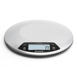 BALANCE DE CUISINE 5 kg BRABANTIA TASTY DYNAMO NOIR