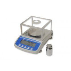 Balance de laboratoire électronique précision 0.01g Nahita AUXILAB Série 5152