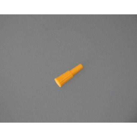 Bouchon stérile pour seringue