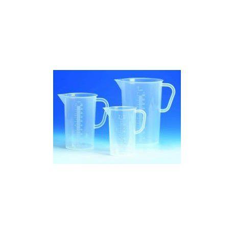 6 measuring cups, beakers 30ml to 1000ml