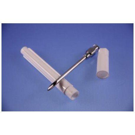 Needle O2mmX50mm inox